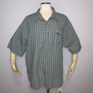 Wrangler Premium Quality S/S Button Shirt. XXL.